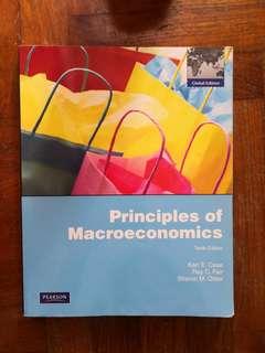 Principles of Macroeconomics (Pearson)