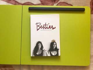 Besties by Solenn Heusaff & Georgina Wilson book