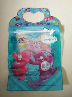 Pureen cuties limited edition travel pack