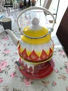 Tea pot Stove