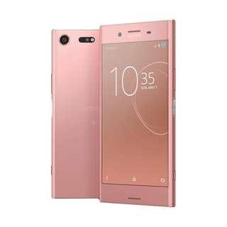 SONY Xperia XZ Premium Smartphone - Pink [64GB/ 4GB