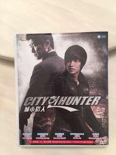 Korean Drama DVD (City Hunter Part1)