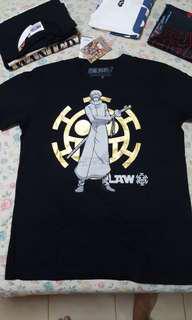 One Piece T shirt Trafalgar D. Water Law