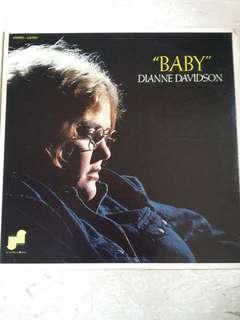Dianne Davidson lp vinyl record