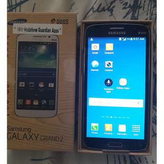 Pre Loved Samsug Galaxy Grand Duos 2