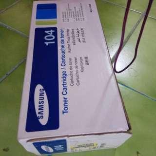 14:58 錢錢 三星SAMSUNG MLT-D104S/TED 碳粉