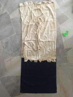 Bengkung with padding
