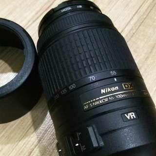Nikon 55-300mm VR DX Lens