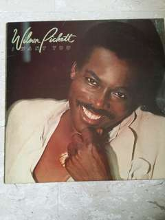 Wilson Pickett lp vinyl record