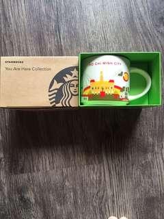 🚚 Starbucks 星巴克城市馬克杯 胡志明市