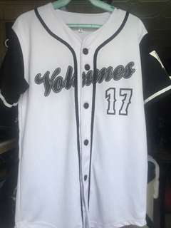 VOLUMES BASEBALL SHIRT STREETWEAR