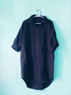 Black Shift Dress NWOT