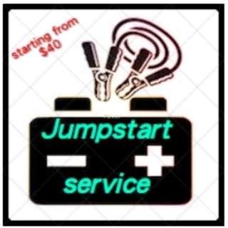 Jumpstart Service