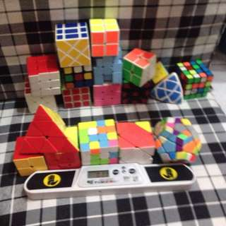Rubiks cube QUALITY used only meetup