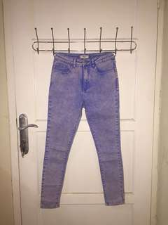 forever 21 high waisted jean