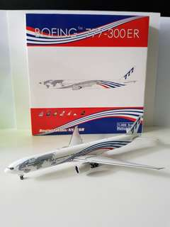 B777-300ER AirFrance house colours Scale 1:400