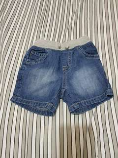 Baby Short Denim