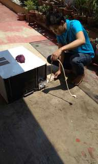 Refrigerator and aircon home service repair