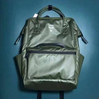 Authentic anello backpack.