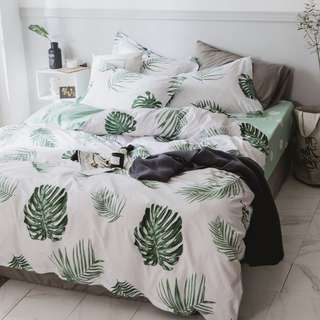 Pinelia Bedsheet Cotton Bedding Set (Preorder)
