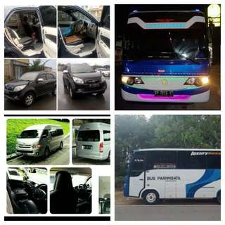 Fuss Free Rental car with driver in Batam