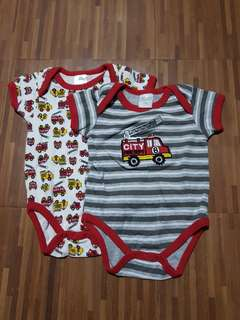 Baby Onesies 2 pcs