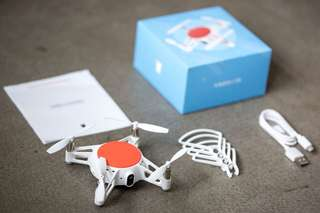 Xiaomi MITU RC drone is a mini drone