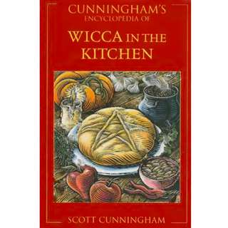Cunningham's Encyclopedia of Wicca in the Kitchen (369 Page Mega eBook)