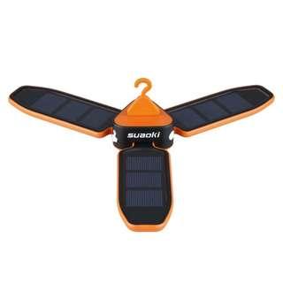 Solar LED Lantern Flashlight