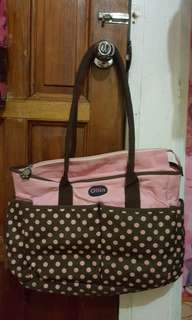 Authentic Ollin diaper bag