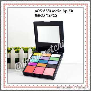 Ashley Make Up Palettes 3/4