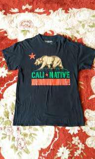 Tshirt Combo CALIFORNIA
