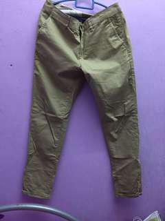Industrie Khaki pants