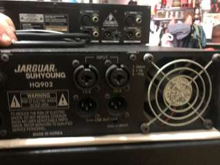 Jarguar Suhyoung  power amplifiers