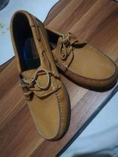 American Eagle Tan Loafers