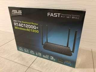 ASUS RT-AC1200G+