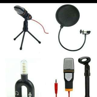 Turun Harga !! Paket mic microphone smule vlog