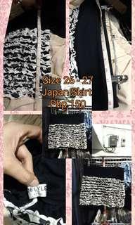 Japan Mini Skirt