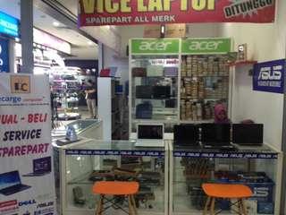 Recarge computer shop service macbook