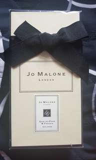 Jo Malone Tester Perfume - English Pear & Freesia