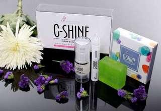 COMBO C-SHINE SERUM + SOAP