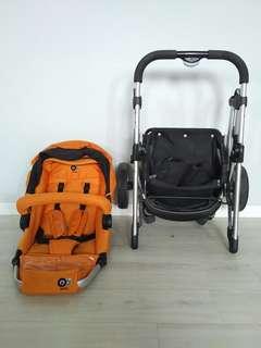 Pre loved european stroller.