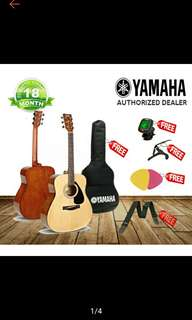 New Free Post Yamaha Acoustic F310