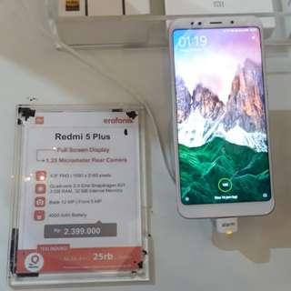 Kredit Xiaomi Redmi 5 Plus Tanpa Kartu Kredit Proses 3 Menitan