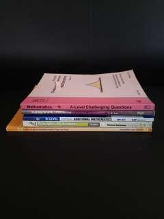 O & A Level Maths, POA Assessment Books