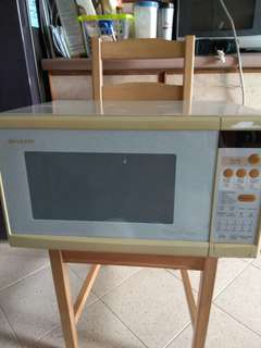 SHARP Microwave and oven