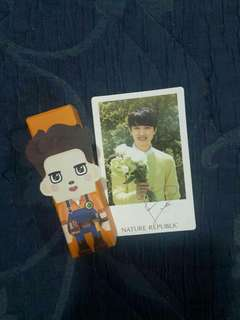 Exo D.O. Nature Republic Butter Lipbalm with PC