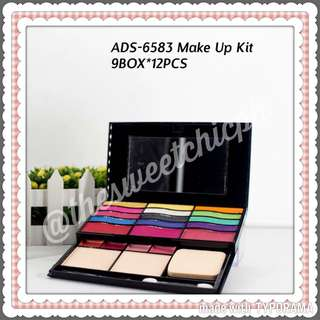 Ashley Make Up Palettes 4/4