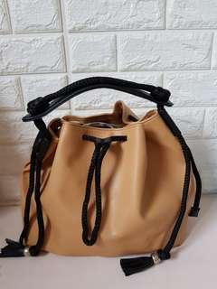 Brand new - Avon beige bag