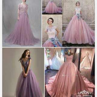 Im Looking For Dusty Purple Gown/dress.